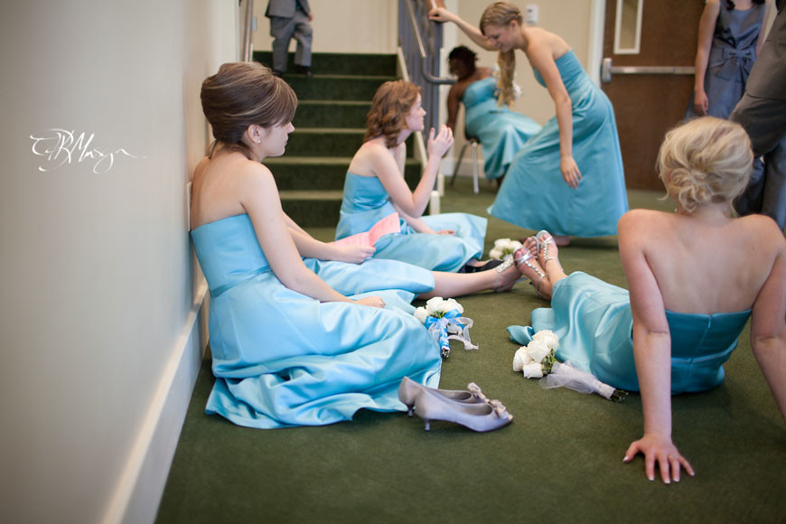 BridesmaidsChillin'
