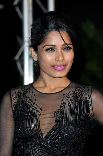 Freida Pinto @ opening night dinner for the 65th Annual Cannes Film Festival 2