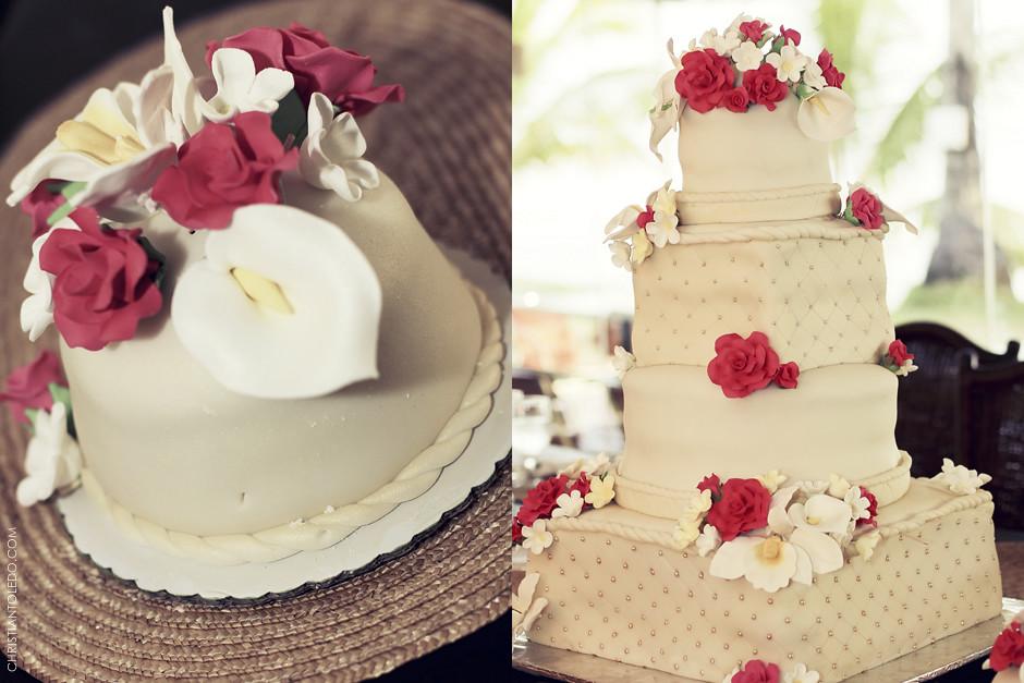 Mylene and James Destination Wedding, Kuting Reef Resort