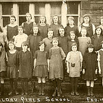 PCK_000003  Nanny Challenger aged 14  2nd from left back row