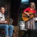 Harry and Lisa Trahan Cajun Band at the Liberty Theater, May 19, 2012