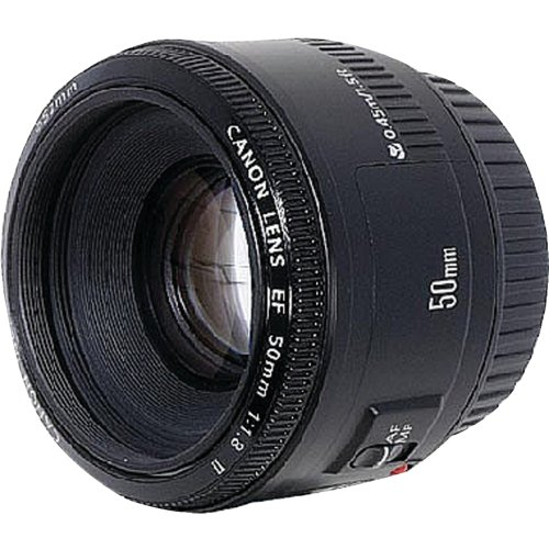 ★ Canon EF 50mm f1.8 II Camera Lens