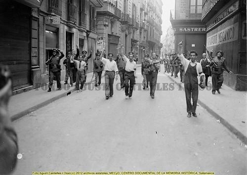 Barcelona, 19 de julio de 1936. by Octavi Centelles
