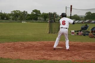 Rob Jones at bat