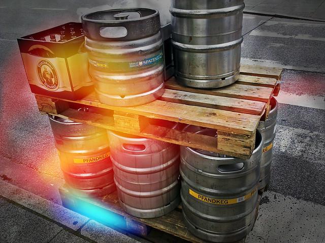 Bierfasspfand - die lohnende Alternative