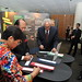 Traveling Exhibition Opening with ESM Goh Chok Tong - 17 May 2012