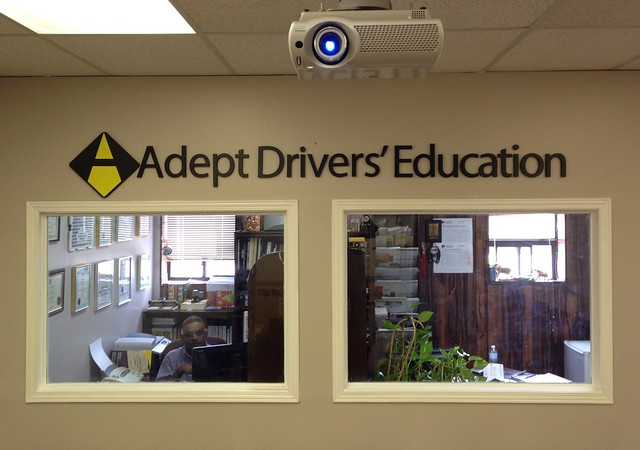 ADEPT DRIVERS EDUCATION 905-272-3511 ADEPTDRIVERS.CA