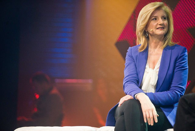 05-23-2012 Arianna Huffington @ C2-MTL © CHARLES WILLIAM PELLETIER