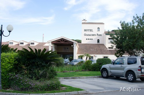 HOTEL GUADACORTE.- by JLROJAS2