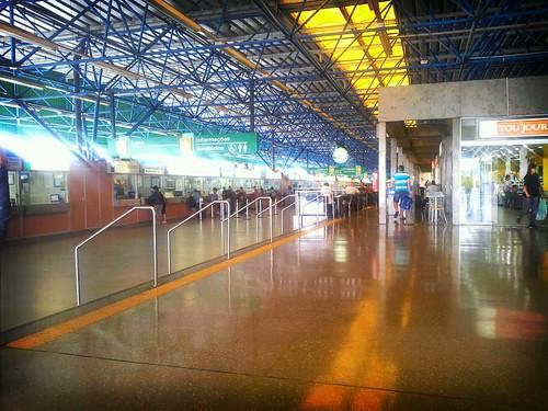 Terminal Intermodal da Barra Funda by Rogsil