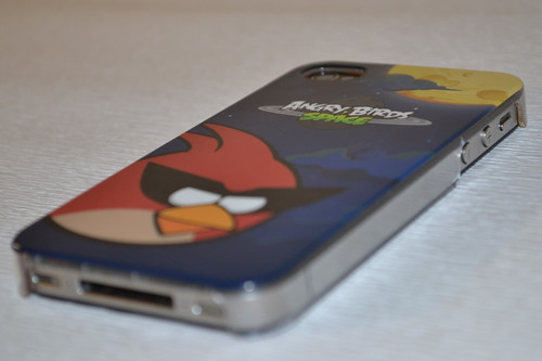 Angry Birds Space I - AppTestsss.de