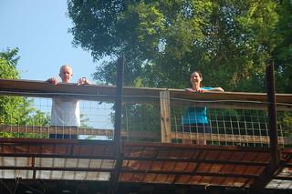 Broad River Paddling May 26, 2012 9-08 AM