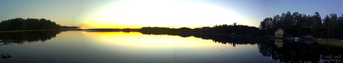sunset panorama espoo finland saunalahti kurdistanfi welatnehri