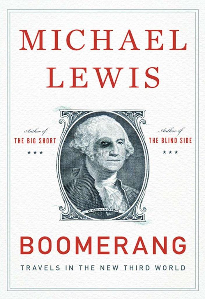 Michael D. Lewis - Boomerang