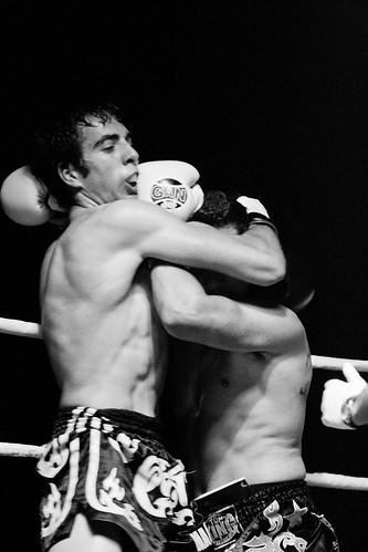 Velada de Boxeo en Oyón-Oion