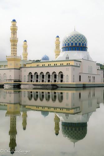 Kota Kinabalu City Mosque-1234