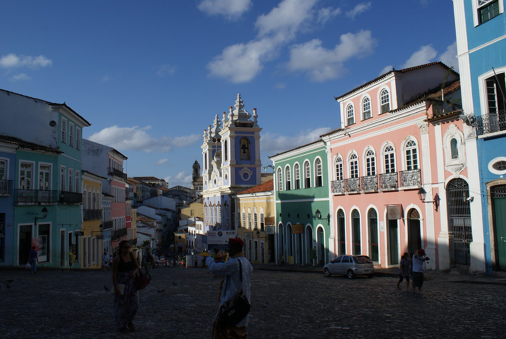 Largo de Pelourinho, Salvador