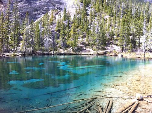 20110528 grassi lakes trail - 13