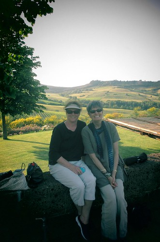 Orvieto, Italy: the winery