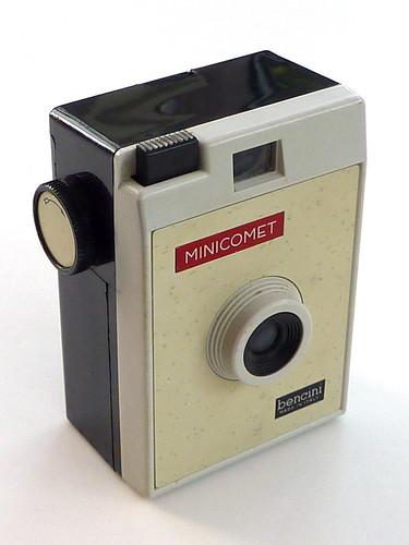 Bencini Minicomet by pho-Tony