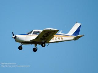 G-AZRH Piper PA-28-140 Cherokee