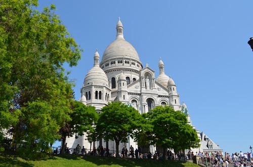 Basilique du Sacre-Coeur - Paris