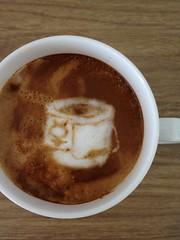 Today's latte, bitbucket.