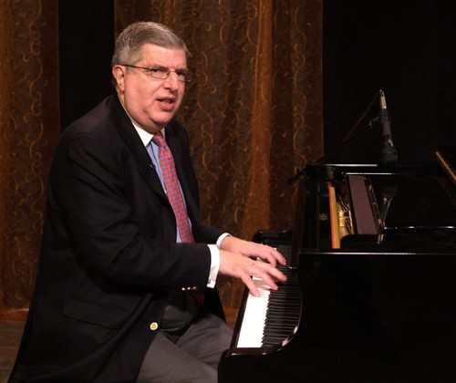 Marvin Hamlisch By Phil Konstantin