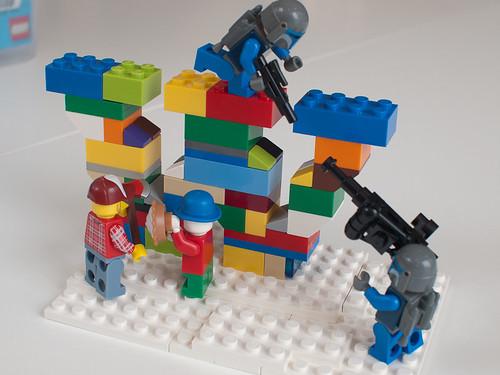 Lego Cakes (2 of 3)