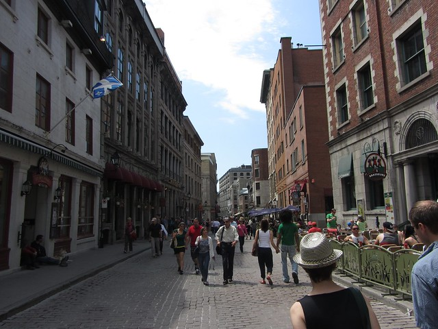 Old Town Montreal