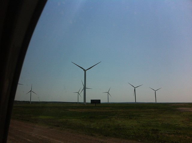 Amherst Wind Farm