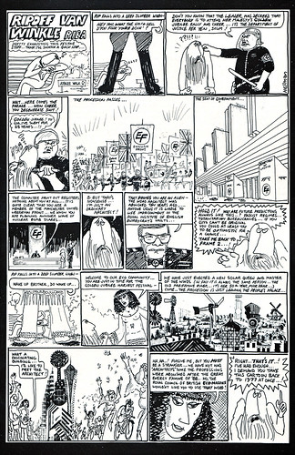 hellman silver jubilee cartoon