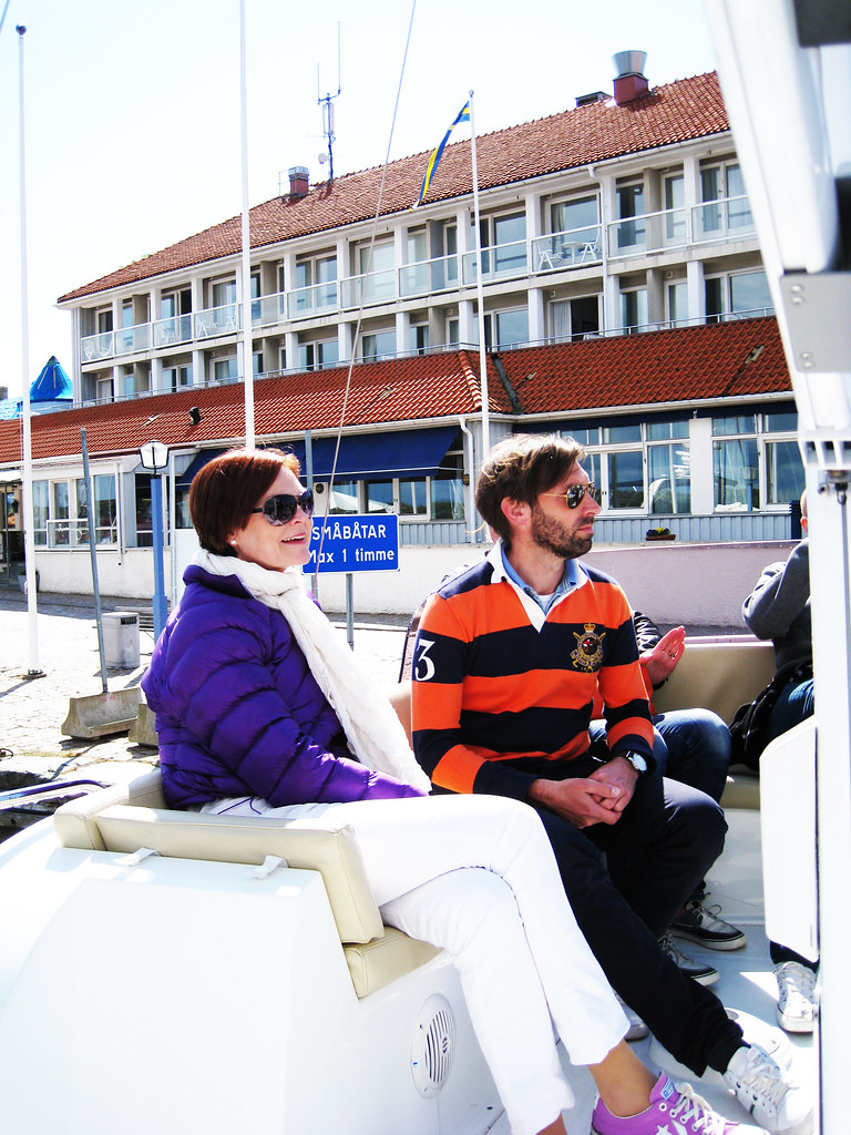 Ulrika och Daniel Marstrand 29MAY2012
