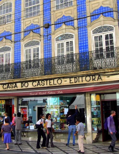 Publishing house, Coimbra, Portugal