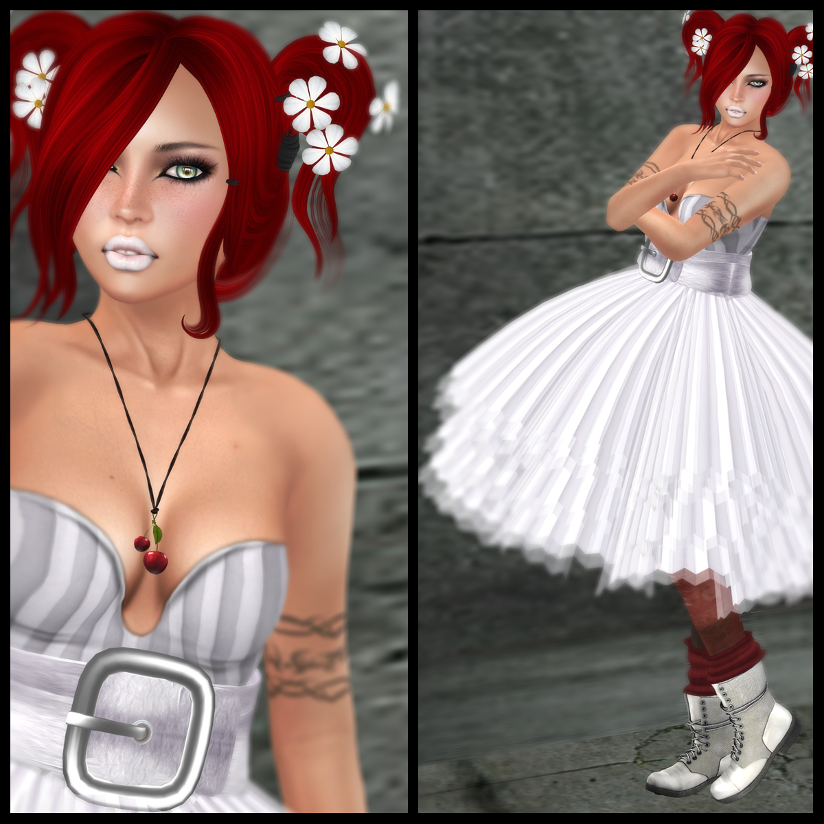 Abra CherryBlossomCompR