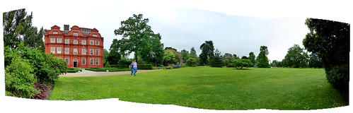 Kew Palace Panorama