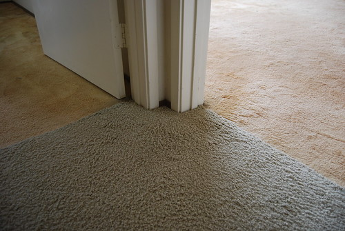Carpet doesn't match