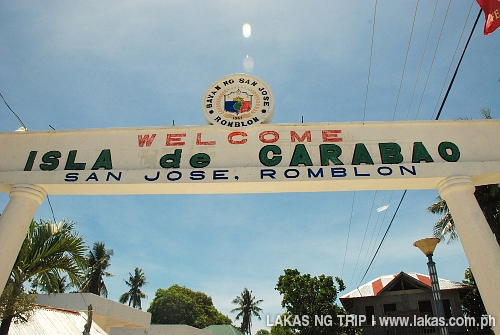 Welcome to Carabao Island