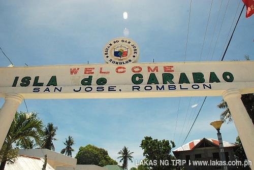 Welcome to Carabao Island