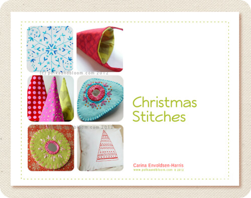 Christmas Stitches ebook coming soon!