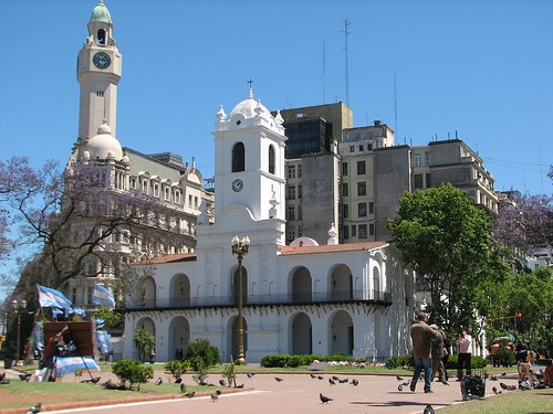 Le Cabildo de Buenos Aires