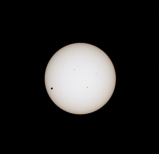 金星凌日 Transit of Venus