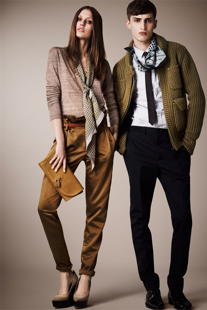 Charlie France0264_Burberry Prorsum's Pre-​​Spring 2013 Collection(Homme Model)