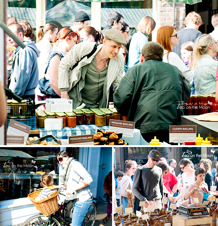 broadway market London people