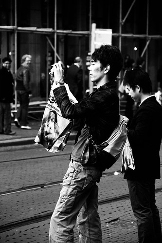 De fotograaf uit Azië by Pascal Maramis