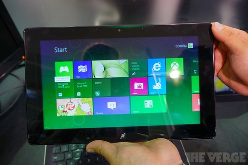 AMD Compal tablet