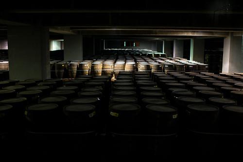 Kavalan Whisky Barel Aging Wherehouse