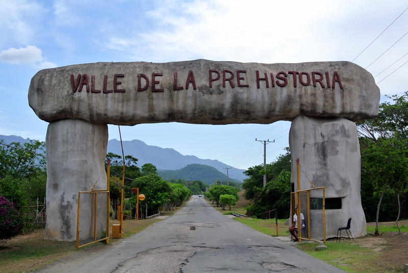 Valle de la Prehistoria, Pt. 1