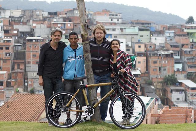 Escolas de Bicicleta: Sao Paulo CEU Paulistano