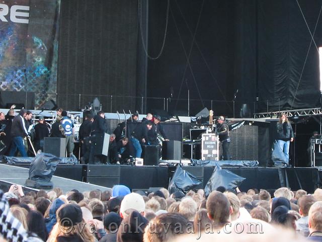 Jone Nikula | Sonisphere Finland 4.6.2012, Helsinki.